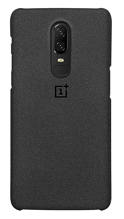 fe494cdc32e Sandstone Protective Case for OnePlus 6  Amazon.in  Electronics