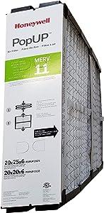 """Honeywell POPUP2025 20"""" x 25"""" Media Filter, MERV 11"""