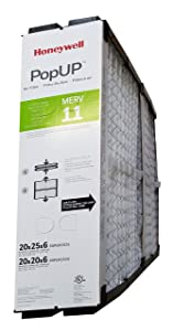 "Honeywell POPUP2025 20"" x 25"" Media Filter, Merv 11"