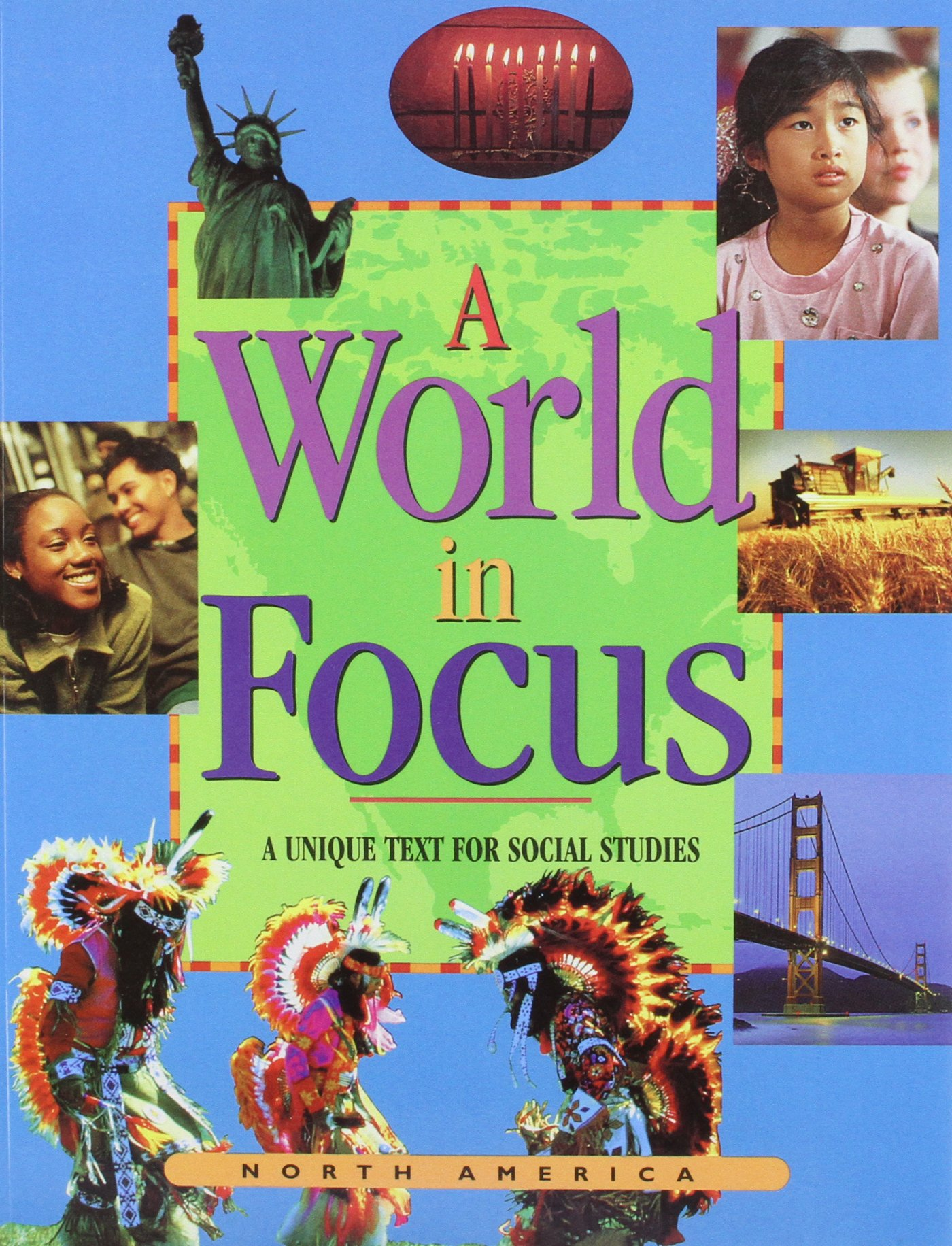 Read Online North America (A World in Focus) pdf epub