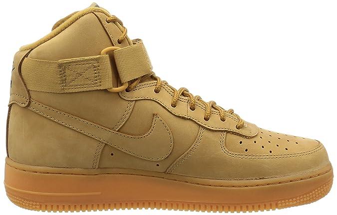 buy online 8707b 1e15d Amazon.com   Nike Air Force 1 High  07 Lv8 Wb Mens   Basketball