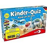 """Noris Spiele 606011630 - """"Kinderquiz Rund Um die Welt Kinderspiel"""