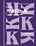 Saxon Math K: An Incremental Development (Home Study Meeting Book)