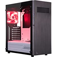 Rosewill METEOR XR ATX Mid Tower Gaming Computer Case Chassis and USB 3.0 (Black) + GIGABYTE ATX AMD Motherboard