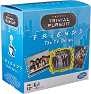 Trivial Pursuit: Friends The TV Series Edition Trivia Party Game; 600 Trivia Questions for Tweens and Teens Ages 12 and Up (A