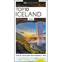 DK Eyewitness Top 10 Iceland: 2020 (Pocket Travel Guide)