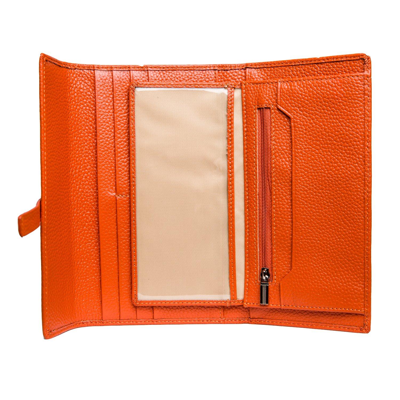 Jonon Womens Genuine Leather Wallets Long Clutch Purses Handbags