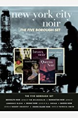 New York City Noir: The Five Borough Set (Brooklyn Noir, Manhattan Noir, Bronx Noir, Queens Noir, Staten Island Noir) (Akashic Noir)