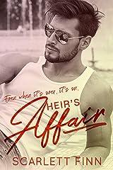 Heir's Affair Kindle Edition