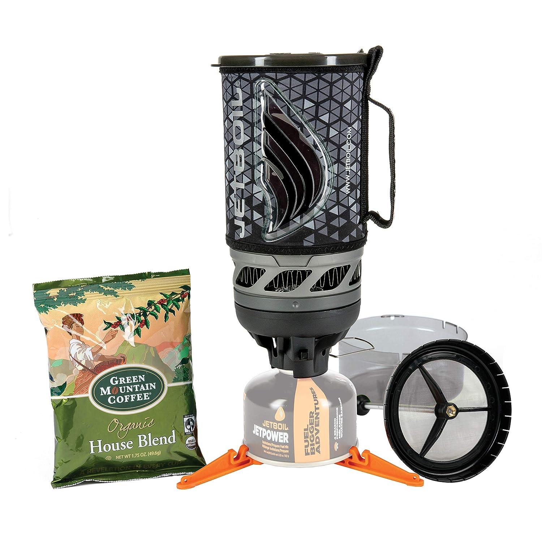 Amazon.com: Jetboil Flash javakit Geo non-regulated estufa ...