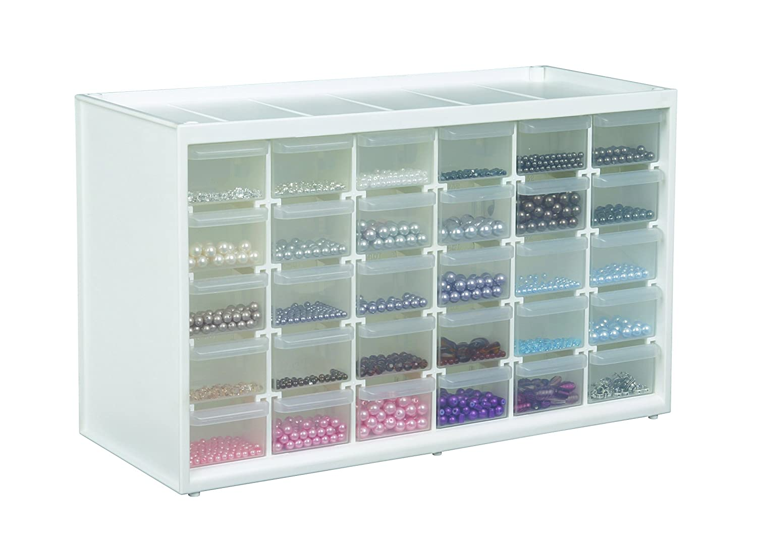 Amazoncom ArtBin Store In Drawer Cabinet 30 Art and Craft Supply