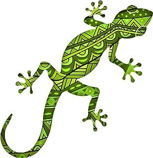 product image for Next Innovations Metal Gecko Outdoor Wall Art Butternut Green Medium Gecko