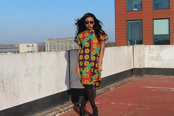 Afrikanisches Kleid //// Festival Kleid //// Afrikanische Kleidung //// Festival Kleidung