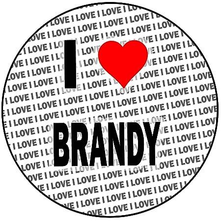 I Love Brandy Llavero - regalo - cumpleaños - Navidad ...