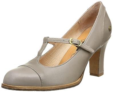4ee7d028 Neosens Lacrima 690 - Zapatos De Tacón para mujer, color gris (alabastro),
