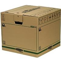 Bankers Box 6205301, Boîte aux lettres, marron, 412 mm x 480 mm x 470 mm (paquet 5 chacun)