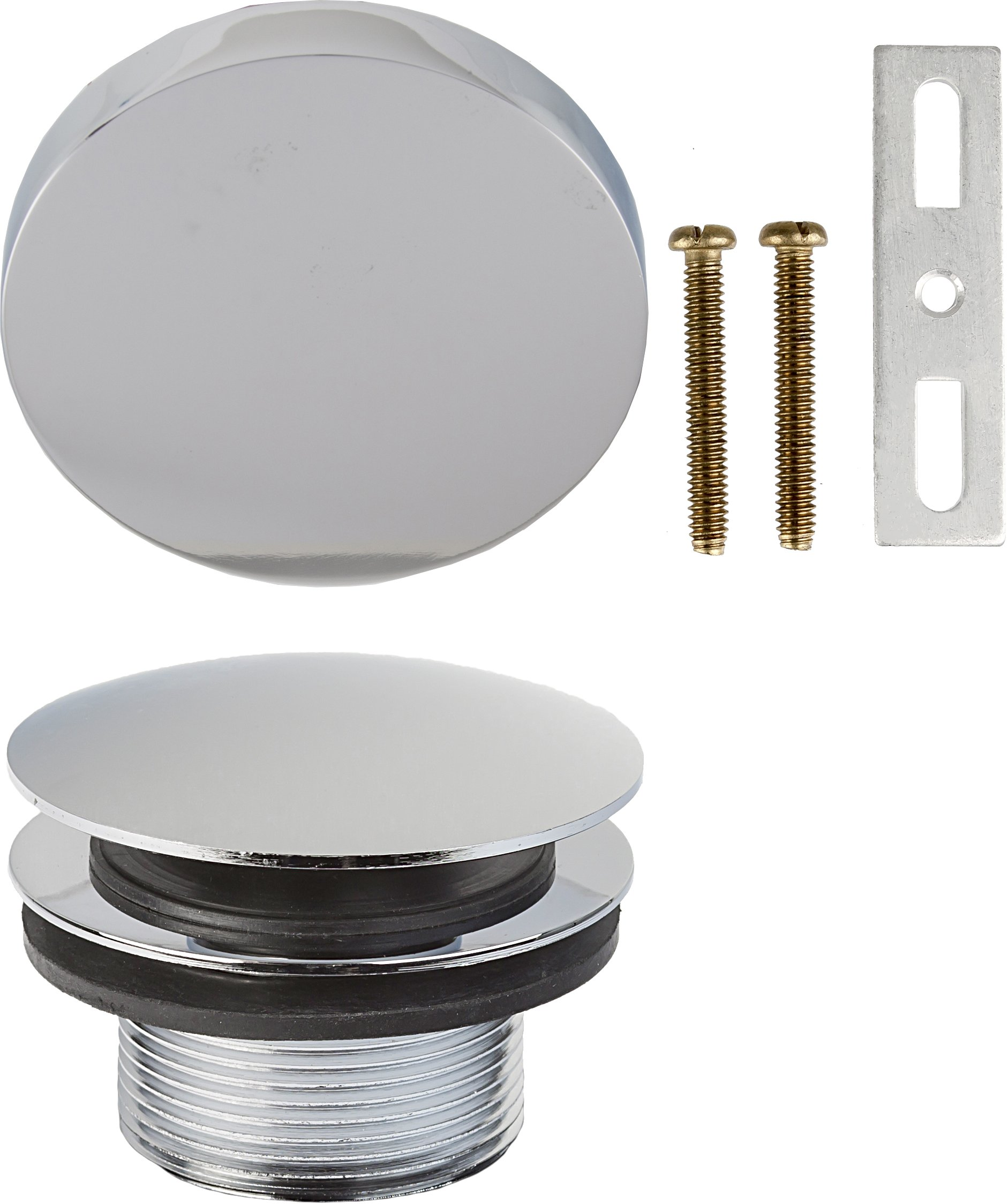 1-1/2'' Modern Mushroom Bath Waste Trim (Tub Drain and Faceplate)