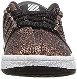 K-Swiss Baby Classic VN Sneaker Bronze Sparkle 8 M
