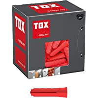 TOX Pore betonpluggen Ytox 10 x 55 mm, 25 stuks, 096100041