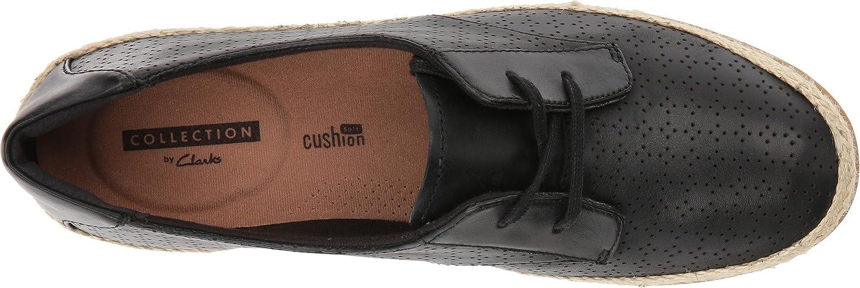 CLARKS Women's Danelly Millie US|Black Sneaker B075DF8VS3 10 B(M) US|Black Millie Leather 0ffea7