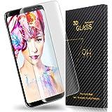 Pellicola Protettiva in Vetro Temperato Samsung Galaxy S8,TOPLUS Pellicola Protettiva Trasparenza per Galaxy S8 ad alta definizione, Anti-riflesso, Anti-Bolla,[HD ultra-chiaro film]