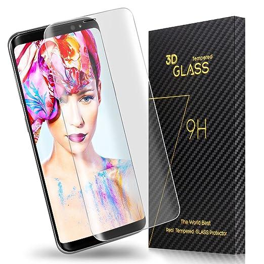 61 opinioni per Pellicola Protettiva in Vetro Temperato Samsung Galaxy S8,TOPLUS Pellicola