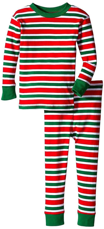 ff40a0b4a6 Amazon.com: New Jammies Boys' Holiday Snuggly Pajama Set: Clothing