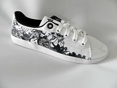 Schwarz Gr Textil Plimeta Sneaker Neu Adidas Damen Schuhe Weiss GzMLqUVpjS