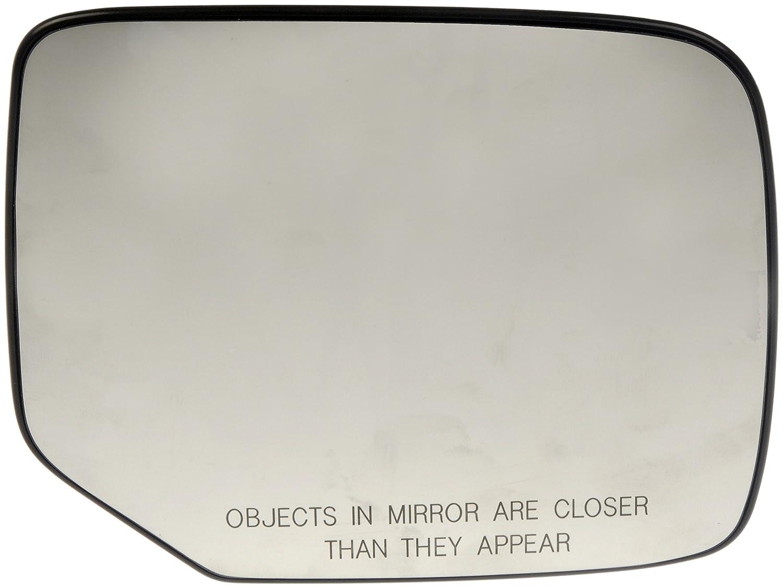 Dorman 56346 Passenger Side Heated Plastic Backed Mirror Glass