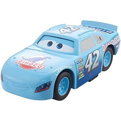 Disney Pixar Cars 3 Race & 'Reck Cal Weathers Vehicle: Toys & Games