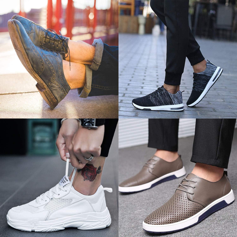 SIXDAYSOX Sneaker Socken Herren /& Damen 6//8 Paar 39-46 Baumwolle Sportsocken Sneakersocken Herrensocken F/ü/ßlinge f/ür Outdoor-Aktivit/äten Unsichtbare