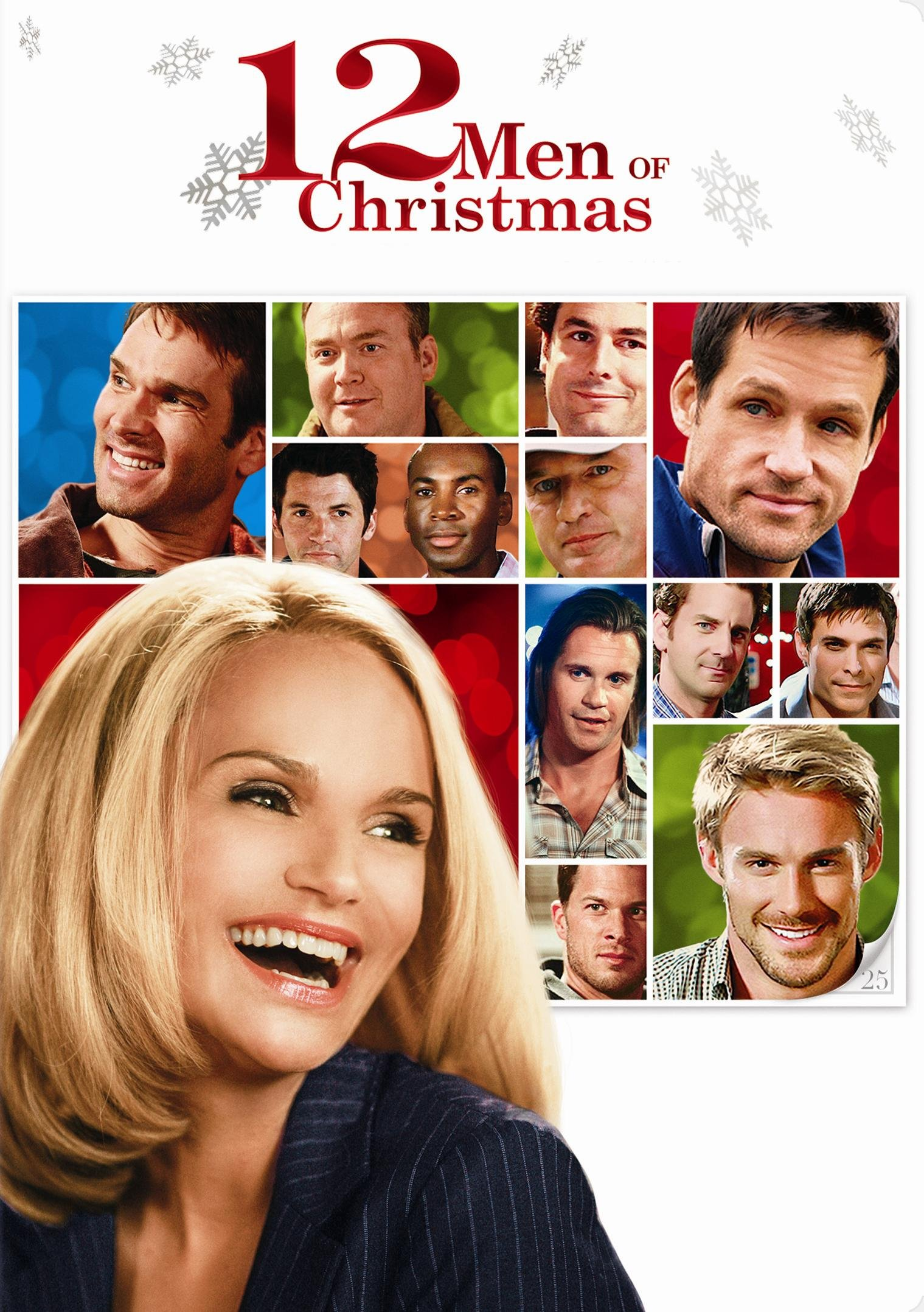 Amazon.com: 12 Men Of Christmas: Kristin Chenoweth, Josh Hopkins ...