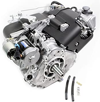 Kawasaki 08-16 Mule 600 Engine Assembly 70400-0744-Lf With Fuel Pump Kit New Oem