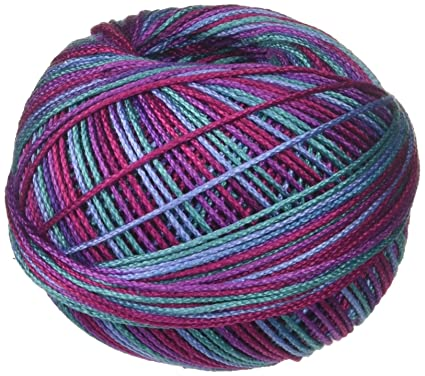 Handy Hands navy Blue - Lizbeth Cordonnet Cotton Size 3 Free Delivery