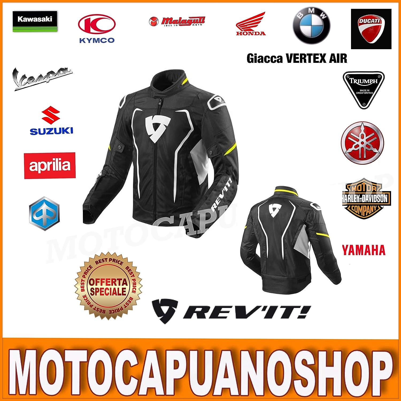 Chaqueta de TG.XL Moto Turismo Cafe Racer Revit Revit Vertex ...