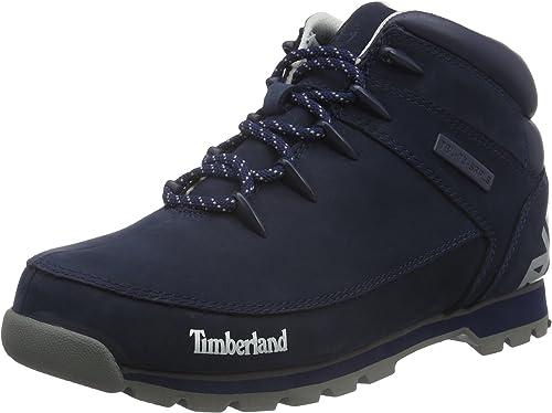 confirmar texto Atar  Timberland Euro Sprint Hiker-Botas de montaña para hombre, azul, 50 EU:  Amazon.es: Zapatos y complementos