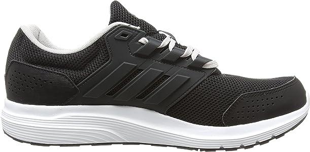 adidas Galaxy 4, Zapatillas de Entrenamiento para Mujer, Negro (Core Black/Carbon/Ice Purple 0), 38 EU: Amazon.es: Zapatos y complementos