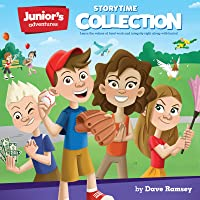 Junior's Adventures Storytime Collection: Teaching Kids How to Win with Money!
