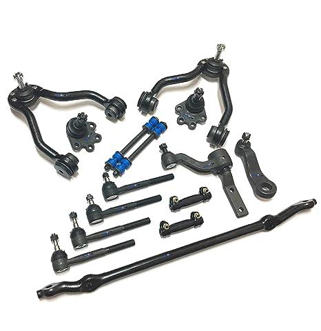 partsw 15 PC Kit de suspensión para Chevrolet GMC centro enlace ajustar mangas interior & exterior ...