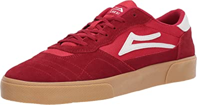 Lakai Footwear Cambridge Red/Gum