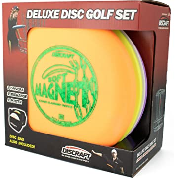 reliable Discraft Deluxe