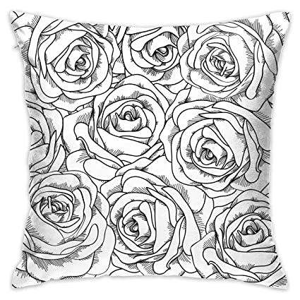 Groovy Amazon Com Supersoft Throw Pillow Covers Home Concealed Theyellowbook Wood Chair Design Ideas Theyellowbookinfo