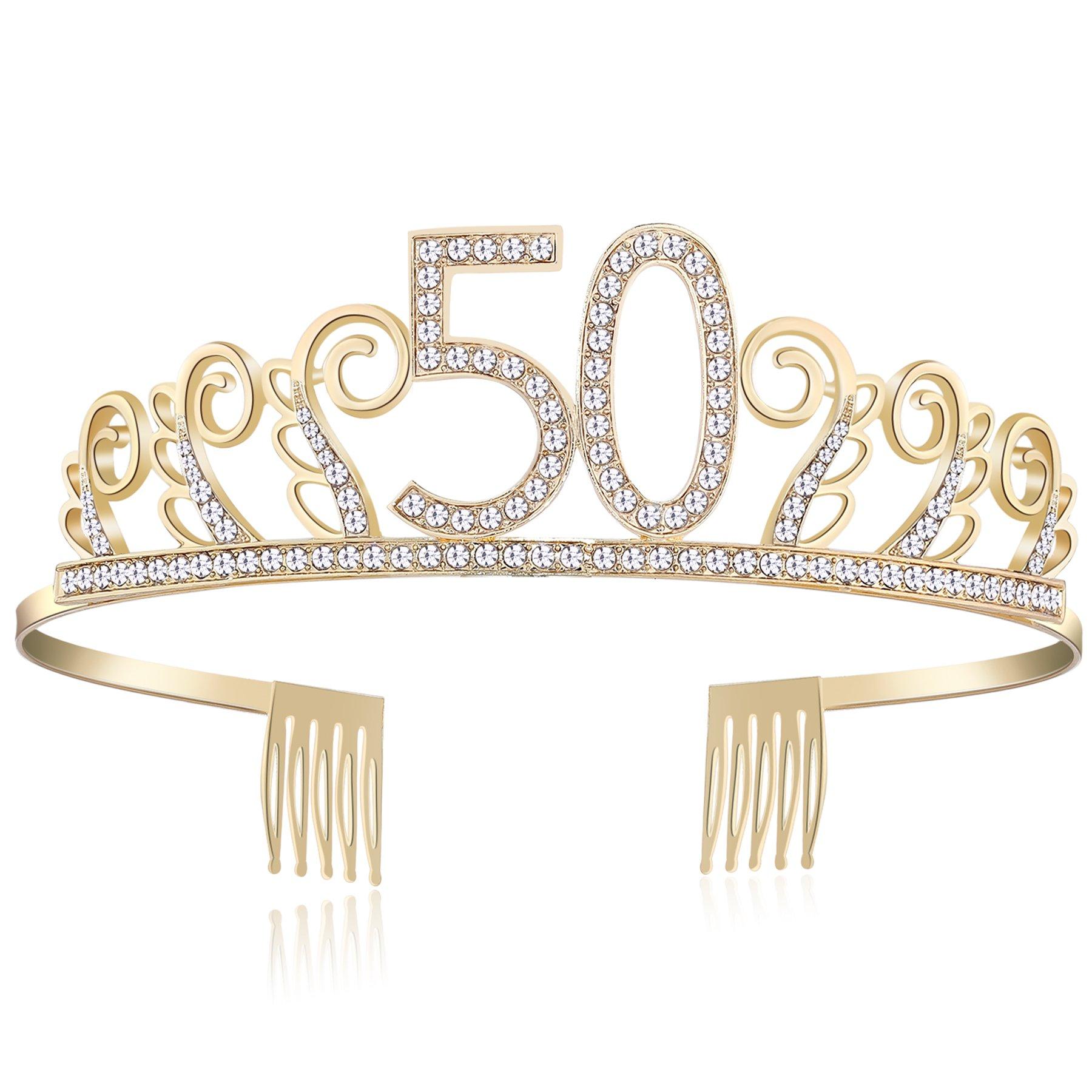 Amazon.com: 50 And Fabulous Satin Sash
