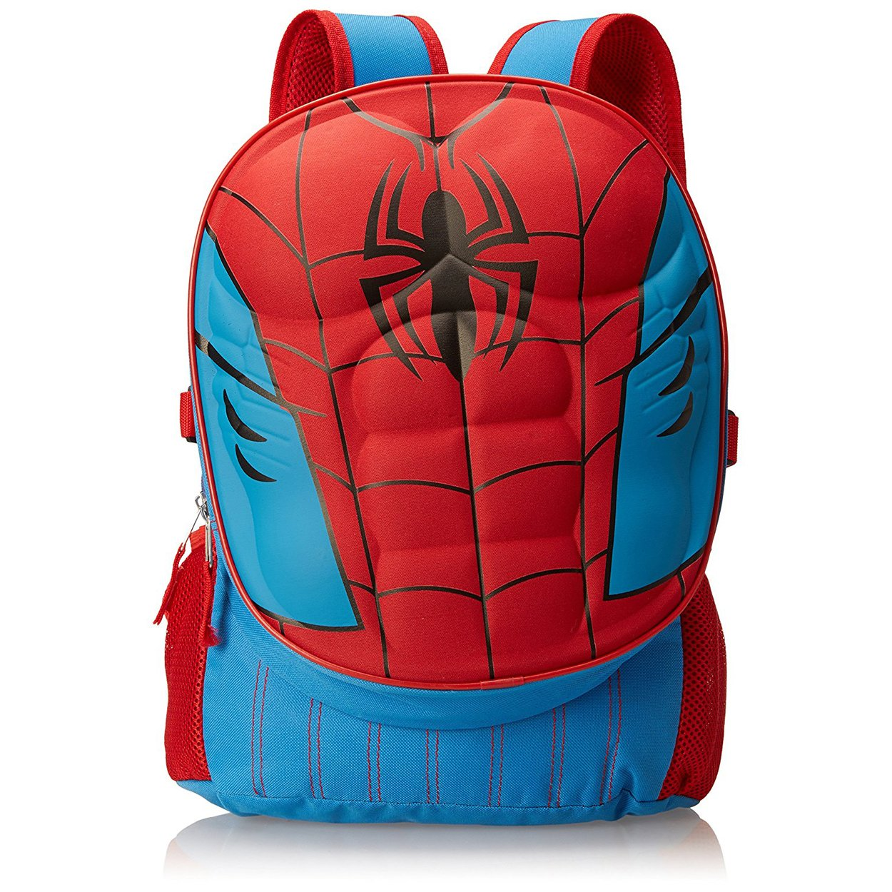 Spider-Man 3D Molded 16 inch Backpack