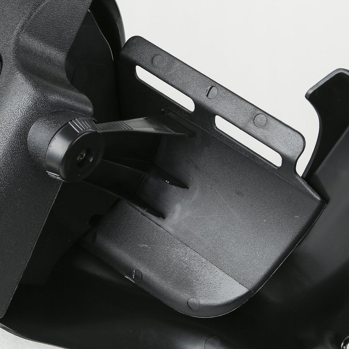 XMT-MOTO Black Lower Vented Leg Fairings Cap Glove Box For Harley-Davidson Touring Models 1983-2013 by XMT-MOTO (Image #6)