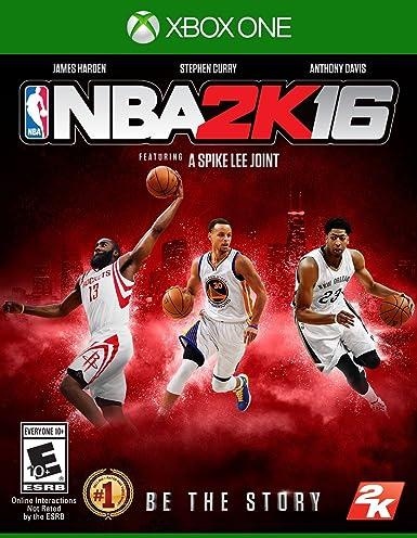 Take-Two Interactive NBA 2K16, Xbox One - Juego (Xbox One, Xbox One, Deportes, Visual Concepts, E10 + (Everyone 10 +), En línea, ENG): Amazon.es: Videojuegos