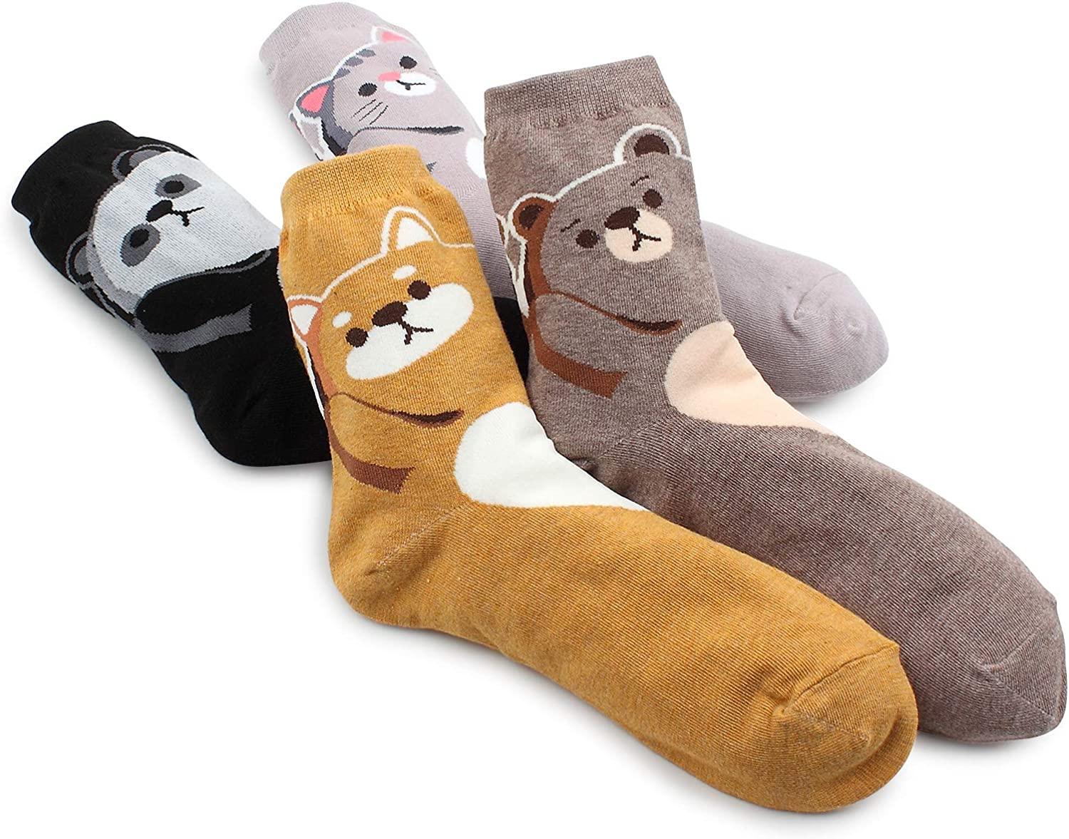 Funny Casual Socks Collection With INTYPE sticker