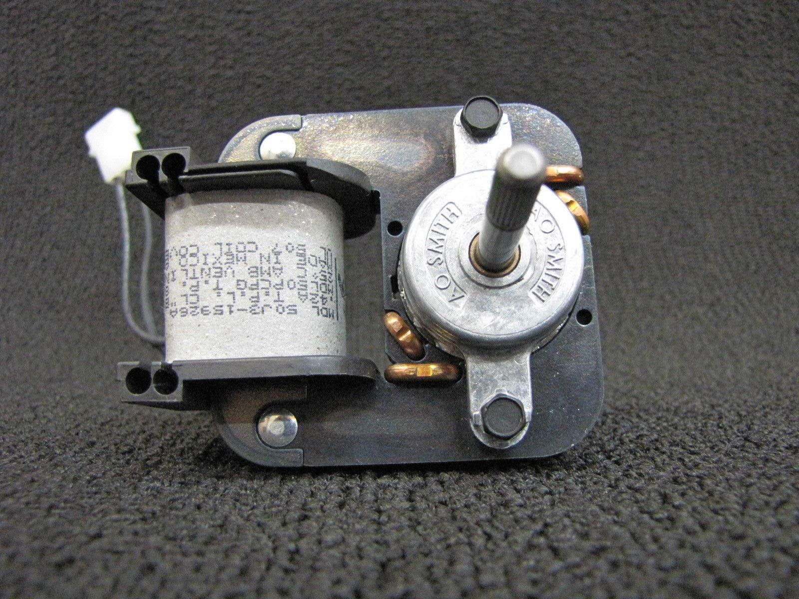 FidgetKute Mobile Home Parts Vent Fan Replacement Motor for Bathroom Exhaust BCD0388-00 Show One Size