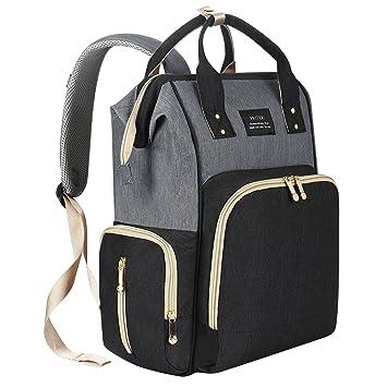 210a419a381c Amazon.com   PRITEK Diaper Bag Backpack