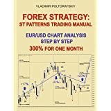 Forex Strategy: ST Patterns Trading Manual, EUR/USD Chart Analysis Step by Step, 300% for One Month (Forex Trading Strategies
